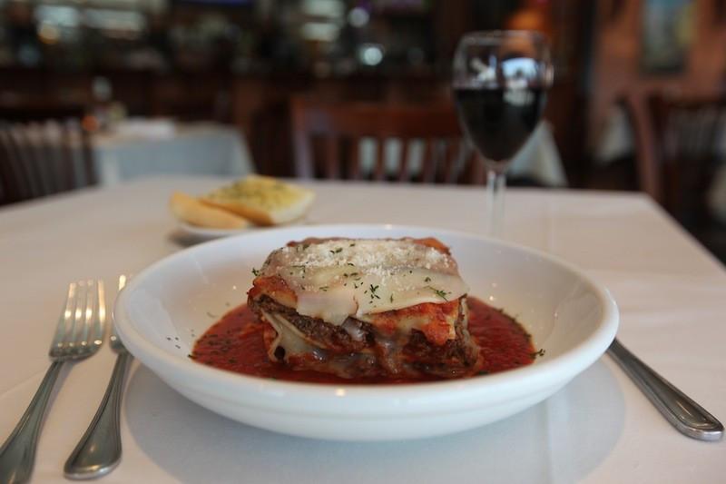 Mr Ed S Seafood Italian Restaurant
