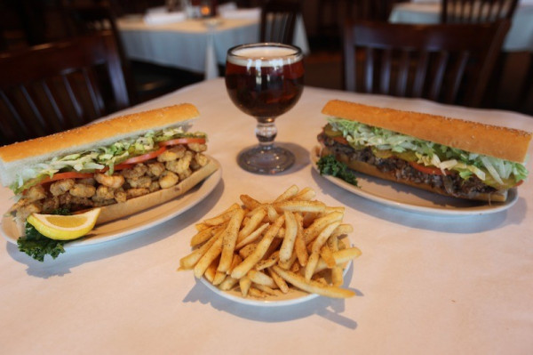 View our Photo Gallery - Bucktown Menu